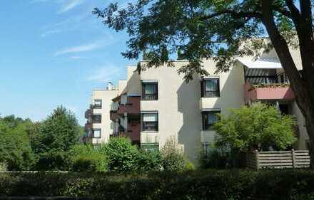 Gepflegte 3 Zimmerwohnung mit sonnigem Balkon in bevorzugter Lage