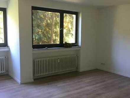 1-Zimmer-Appartement mit Blick ins Grüne, Vermietung nur an Einzelperson