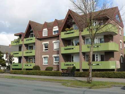 Helle 3-Zi. Whg. mit 2 Balkonen und Garage als Kapitalanlage.