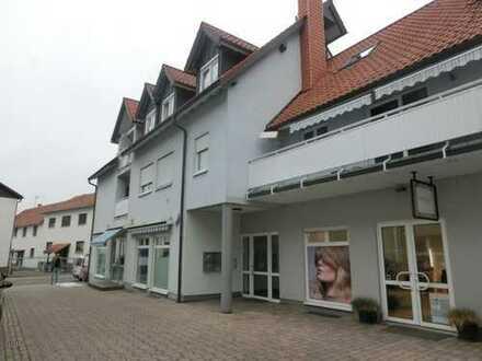 Vermietete 2-Zimmerwohnung mit Balkon und Stellplatz!
