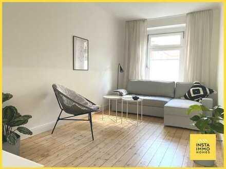 Sanierte und möblierte 2-Zimmerwohnung mit Terrasse (WLAN inkl.)