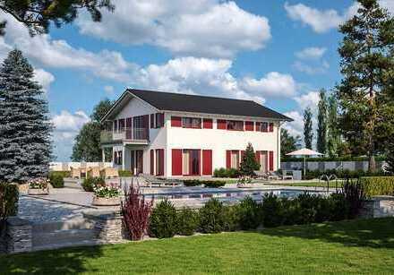 *Neubau Zweifamilienhaus*- auf schönem 740 m² Grundstück inkl. Keller