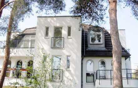 Provisionsfrei! Kapitalanlage!!Vermietete Eigentumswohnung in moderner Stadtvilla nahe Mexikoplatz!