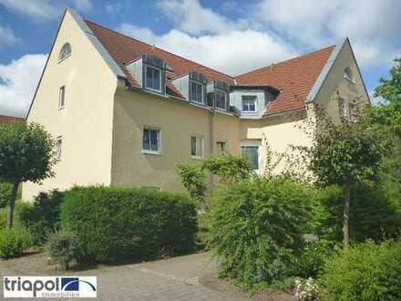 Hübsche 1-Zi-Wohnung mit Laminatboden und Balkon in ruhiger und grüner Lage.