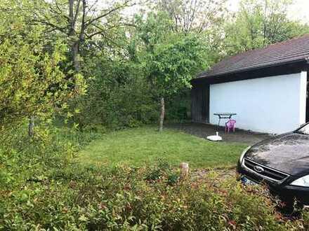 Gepflegte 2-Zimmer-Wohnung mit Terrasse/Garten in Schierling