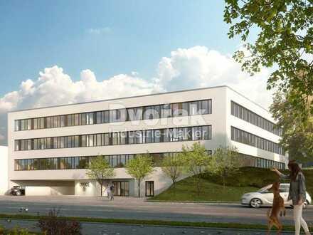 BÜRONEUBAU - 2.400 m² - teilbar ab ca. 350 m²