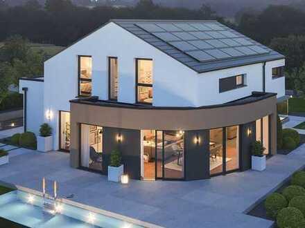 Design Award + höchste Energieeffizienz - Haus inkl. Grundstück