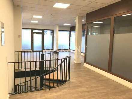 Büro / Praxis / Ladenlokal mit 2 Stellplätzen in zentraler Lage in Karlsbad-Ittersbach