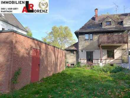 LORENZ-Angebot in Günnigfeld: 1-o. 2-Fam.-Steigerhaus/DHH. Schönes Grundstück. Ideal für Handwerker!