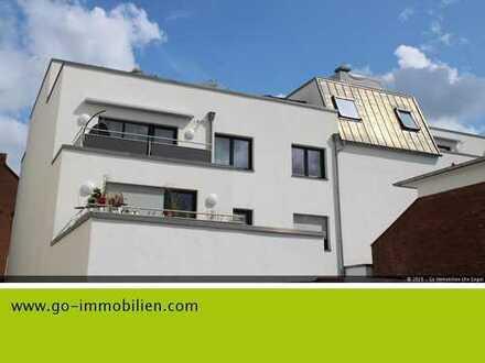 Unbeschwertes Leben auf einer Ebene! 4 Zi.- ca. 112m² Terrasse-Einbauküche-Aufzug-TG-Stellplatz