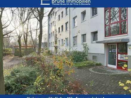 BRUNE IMMOBILIEN - Bremerhaven-Leherheide: Oben genießt man viel Freiheit