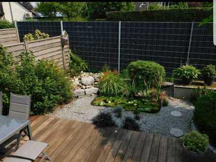 Attraktive 3-Zimmer Maisonette-Wohnung mit Terrasse und Garten zur Alleinnutzung in Wesel-Lackhausen