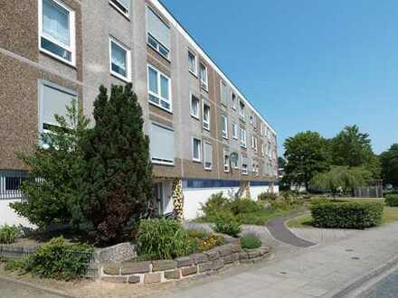Renovierte 3-Zimmerwohnung mit Balkon im Herzen von Marienwerder