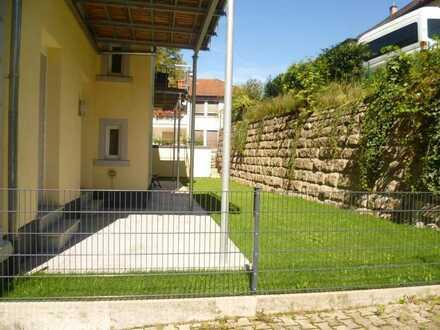 Helle, großzügige 2 ZKB-Whg. mit Terrasse u. Gartenanteil im Bühlertal