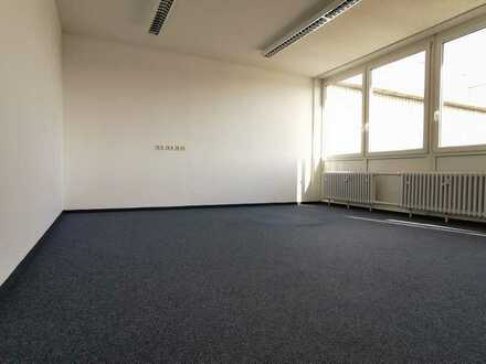 Helle Büroräume im Industriegebiet Memmingen-Süd