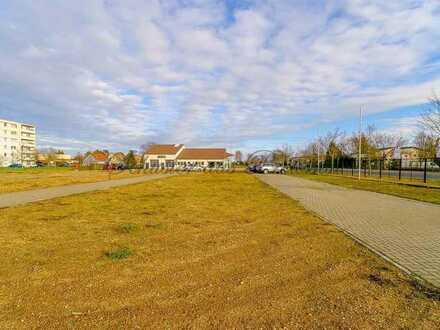 Schuster aus Preussen - Schwedt zentrale Lage - Gewerbegrundstück mit 5.790 m² und Gewerbegebäude...