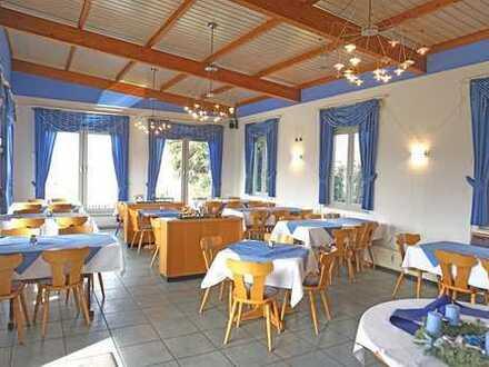 Inventar + Terrasse inklusive: Clubhaus in Wallstadt