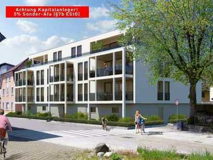 """Neues Wohnen am """"historischen Stadtgraben"""" in 88512 Mengen! (Wohnung 1)"""