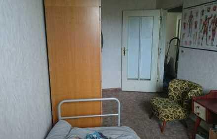 3 Zimmerwohnung: 2 WG-Zimmer, Gemeinschaftswohnzimmer