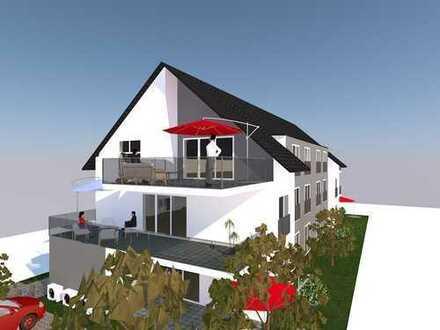 Helle, großzügige Wohnungen nach KfW55-Standard in guter Lage von Bobstadt