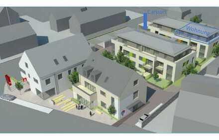 Penthouse-Wohnung, 2. OG, Dachterrasse, ab 01.08.2019 zu vermieten