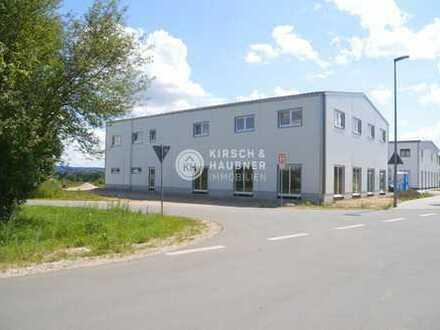 Ausstellungsräume + Werkstatt + Sichtlage,  NEUBAU - Gewerbegebiet,  Neumarkt - Pölling