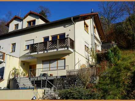 Großzügige Doppelhaushälfte mit Einliegerwohnung in schöner, ruhiger Wohnlage von Gengenbach-Bergach