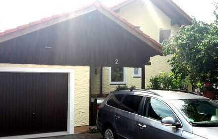 Penzberg - ruhige Randlage - schönes, geräumiges Haus mit 5,5 Zimmern und großem Garten