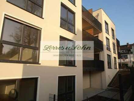 Haus im Haus mit kleinem Garten! Neubau-Maisonette-Mietwohnung am Kahlenberg
