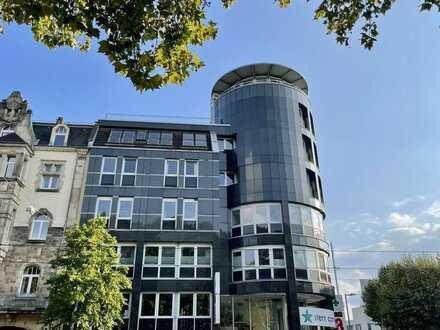 Penthouse-Wohnung mit sagenhaftem Ausblick über Heidelberg