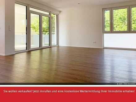 2-Zimmer-Neubauwohnung im Obergeschoss mit Süd-Ost-Balkon und Fahrstuhl!