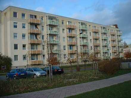 3-Raumwohnung mit Balkon