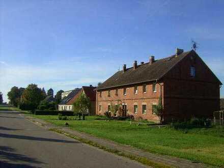 Wohnung auf dem Land mit Garten wenn Sie möchten! Für nur 3,54€/m² Kaltmiete !!!