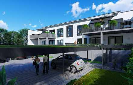 Neubau Eigentumswohnung im 2-Familienwohnhaus