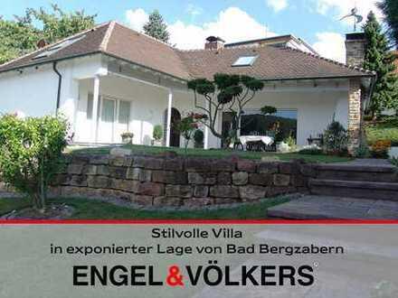 Stilvolle Villa in exponierter Lage von Bad Bergzabern