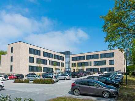 Kreative Freiräume mit Blick ins Grüne - Top-Penthouse Büro mit Dachterrasse in Osnabrück-Lüstringen