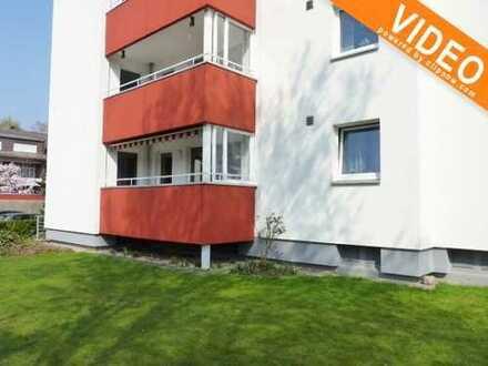 Stadtzentral, geräumig und gut in Schuss! - Eigentumswohnung  im sanierten Mehrfamilienhaus