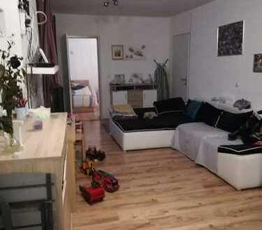 Attraktive 2-Zimmer-Wohnung mit Balkon und Einbauküche in Mössingen