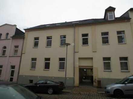 schön geschnittene und möblierte 2-Zimmer-Wohnung zentrumsnah in Plauen