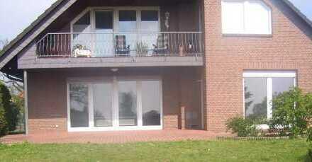 Modernisierte helle Wohnung mit Blick ins Grüne