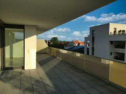 Sonnige Penthouse-Wohnung in Bestlage von Markdorf