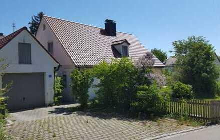 Großzügiges Einfamilienhaus im Zentrum von Petershausen