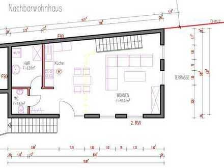 Erstbezug nach Sanierung: attraktive 3-Zimmer-Maisonette-Wohnung mit Terasse in Olfen