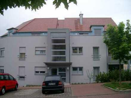 Helle, ruhige 3,5-Zimmer-Wohnung mit Balkon in modernem Mehrfamilienhaus