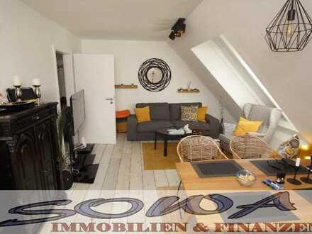 Wunderschöne 3 Zimmer Wohnung auf zwei Ebenen in Stengelheim - Ein Objekt von Ihrem Immobilienpar...
