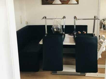 Modernisierte 3,5-Zimmer-Wohnung mit Balkon und Einbauküche in Besigheim