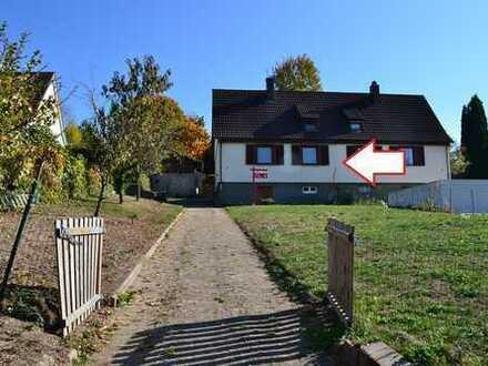 Erbpachtgrundstück - Doppelhaushälfte in attraktiver Lage