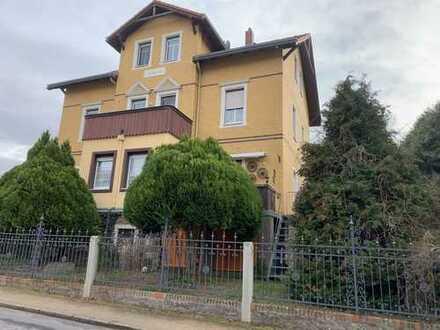 Attraktive 4-Zimmer-Wohnung zur Miete in Radebeul-Lindenau