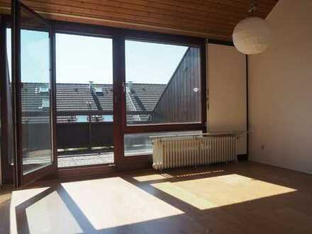 Studio-Appartement in zentraler, ruhiger Lage