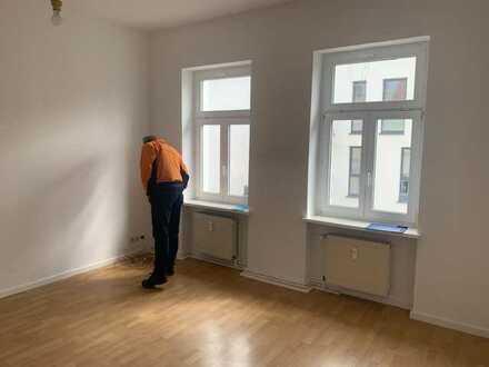 Ruhig gelegene 1-Raum-Wohnung in Kleinzschocher